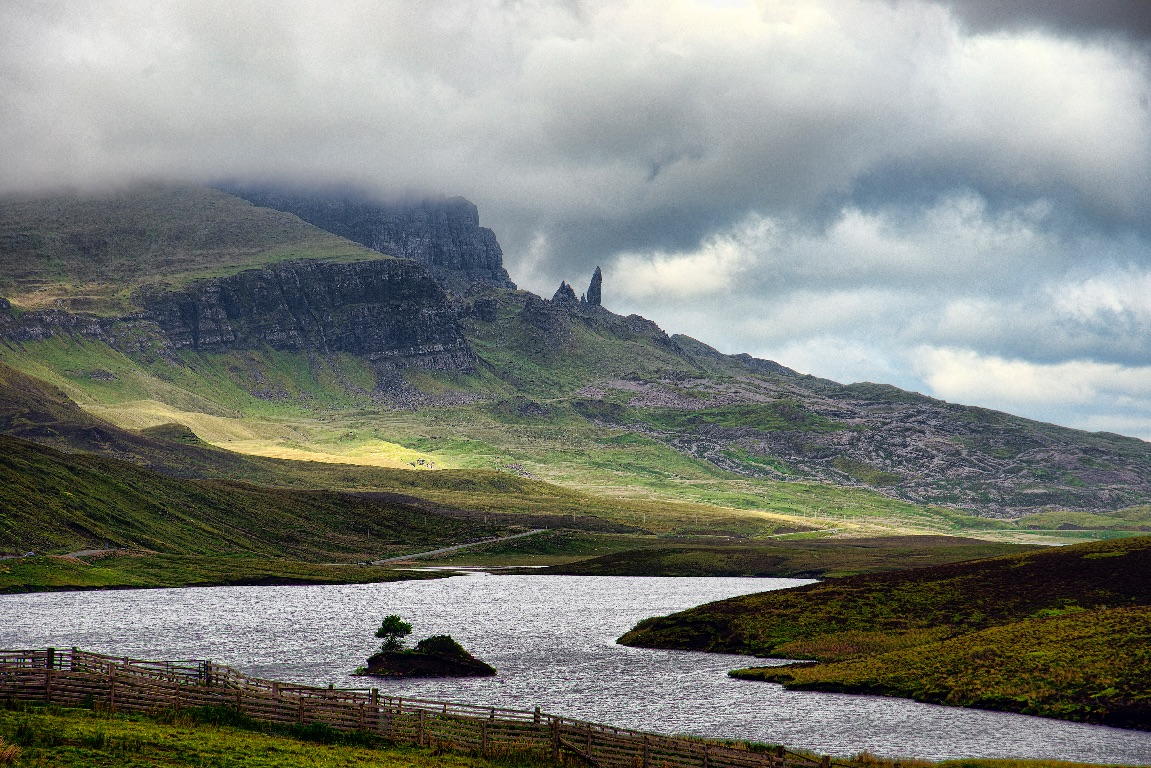 Old Man of Storr, Isla de Skye (Escocia), 2015